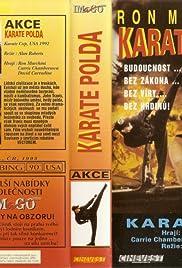 Karate Cop Poster