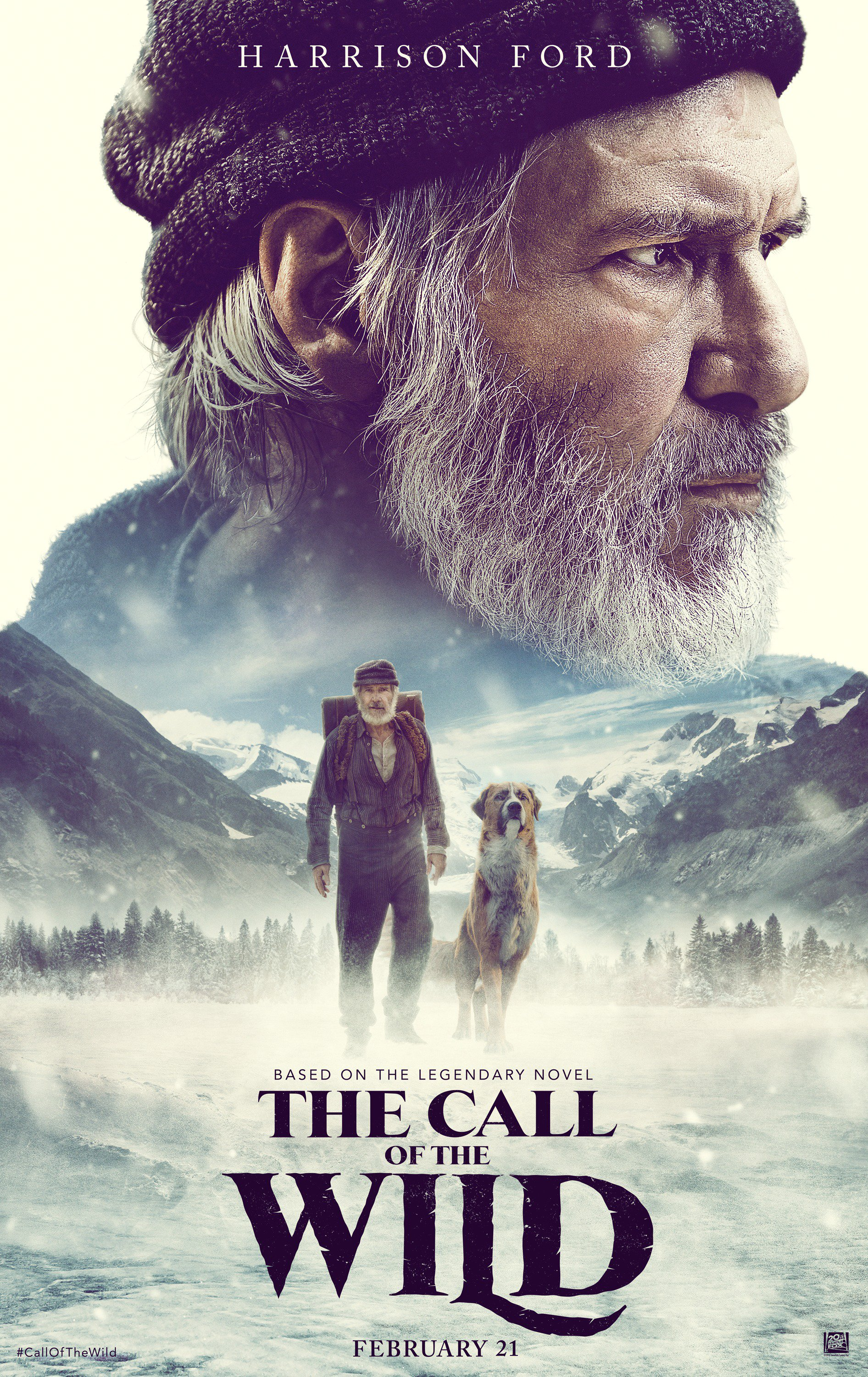 Image result for call of the wild poster