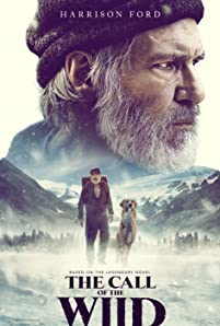 A sled dog struggles for survival in the Alaskan wild.