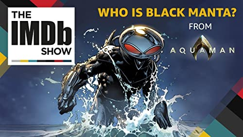 Meet Black Manta: 'Aquaman' Villain