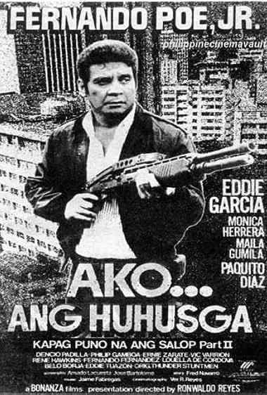Watch Ako … ang huhusga (1989)