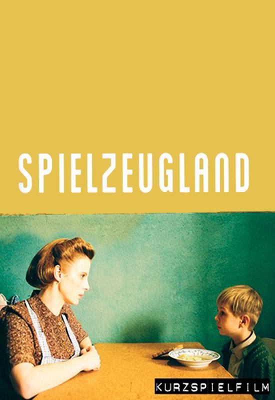 Julia Jäger and Cedric Eich in Spielzeugland (2007)