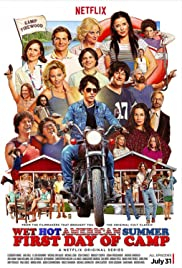 Wet Hot American Summer: First Day of Camp - Featurette Poster