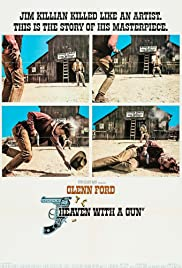 Heaven with a Gun (1969) Poster - Movie Forum, Cast, Reviews