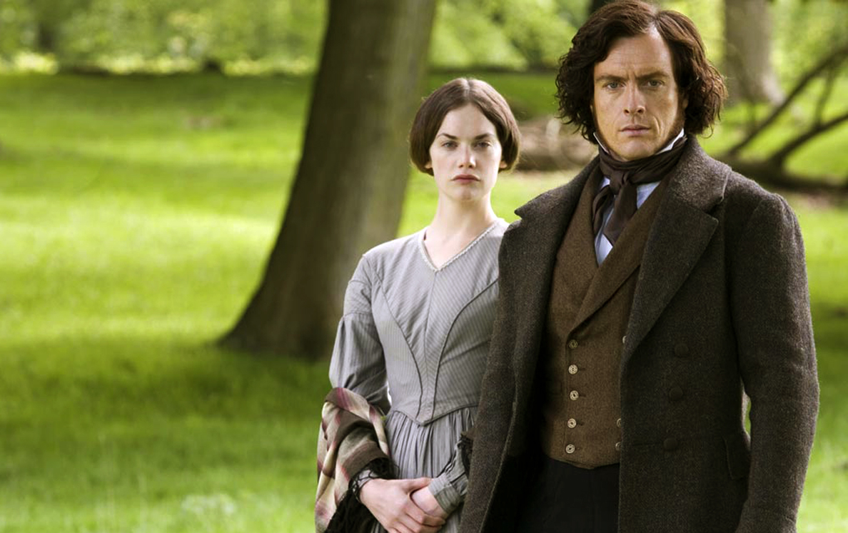 Toby Stephens and Ruth Wilson in Jane Eyre (2006)