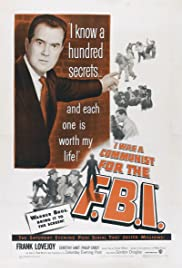 I Was a Communist for the F.B.I.(1951) Poster - Movie Forum, Cast, Reviews