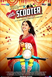 Mrs. Scooter Poster