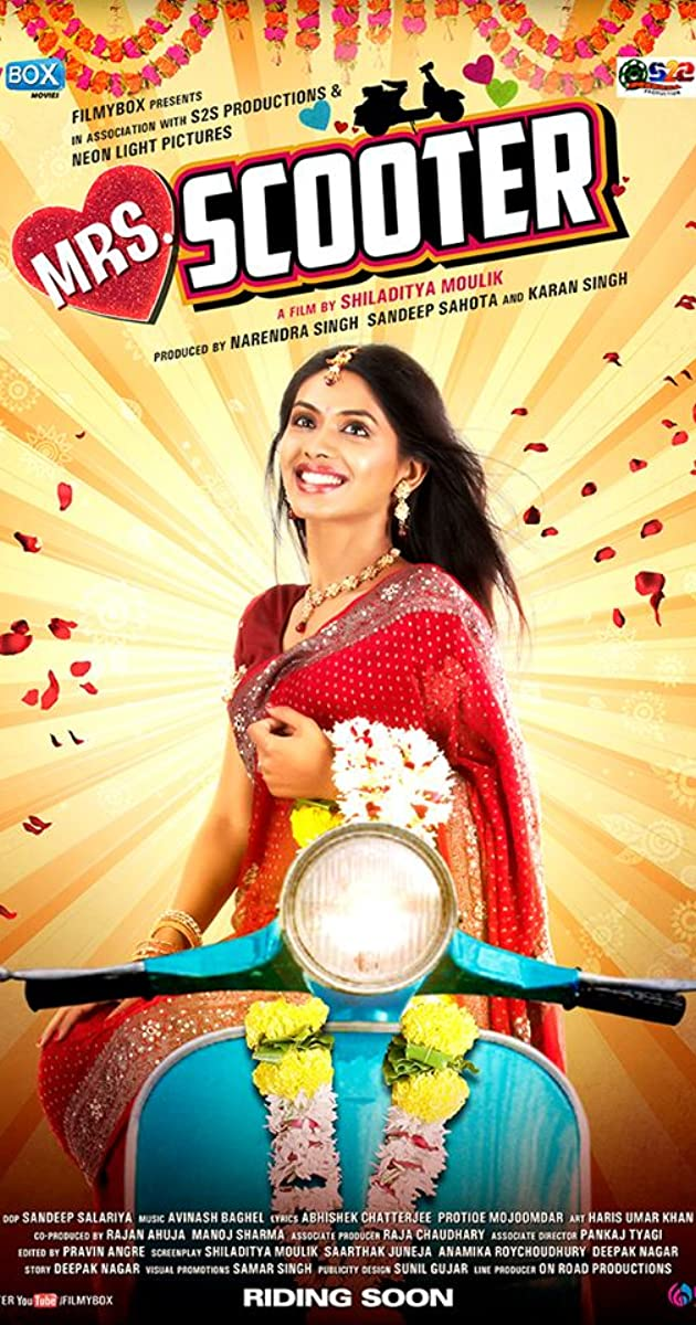 Mrs. Scooter 2 full movie hd watch online