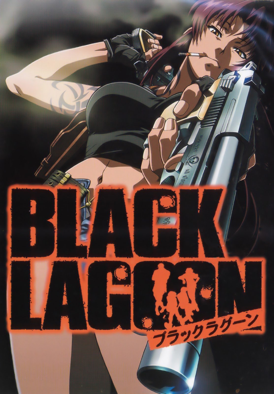 Black lagoon tv series 2006 imdb