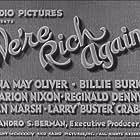 We're Rich Again (1934)