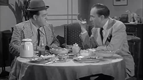 The Abbott And Costello Show: Police Rookies