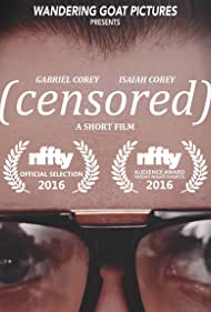 Isaiah Corey and Gabriel Corey in (censored) (2016)