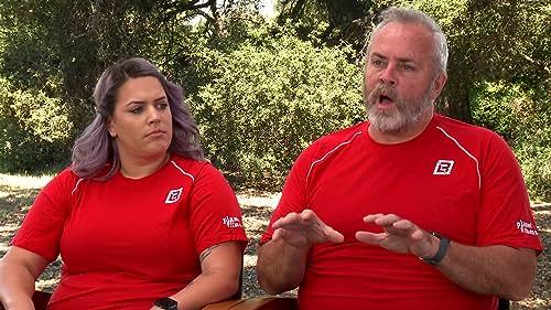 Biggest Loser: Erin Willett & Richard Hatch