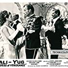 Lex Barker and Senta Berger in Kali Yug, la dea della vendetta (1963)
