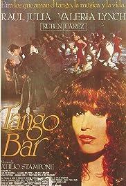 Tango Bar Poster