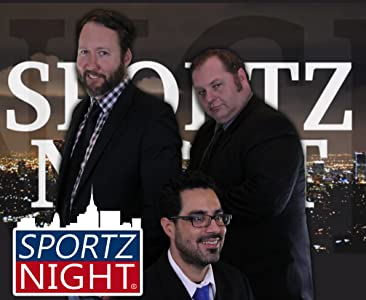 Ver películas de comedia divertida. Sportz Night - What's the Best Sports Movie?, Zander Schaus, Ted Reis, David Martinez [1280p] [720x320] [HD]
