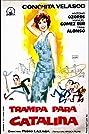 Trampa para Catalina (1963) Poster