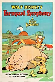 Farmyard Symphony Poster