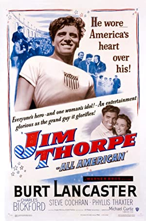 Where to stream Jim Thorpe -- All-American