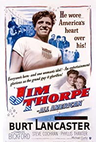Primary photo for Jim Thorpe -- All-American