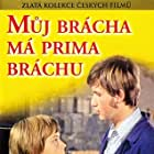 Roman Cada and Jan Hrusínský in Muj brácha má prima bráchu (1975)