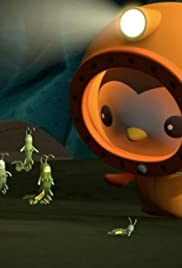 Octonauts and the Bomber Worms Poster