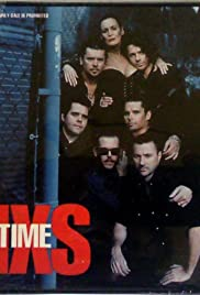 INXS: Time Poster