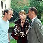 Dietrich Siegl, Martin Brambach, and Ruth Rieser in Tödliche Tagung (2001)