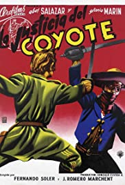 Coyote (1956) with English Subtitles on DVD on DVD