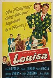 Louisa(1950) Poster - Movie Forum, Cast, Reviews