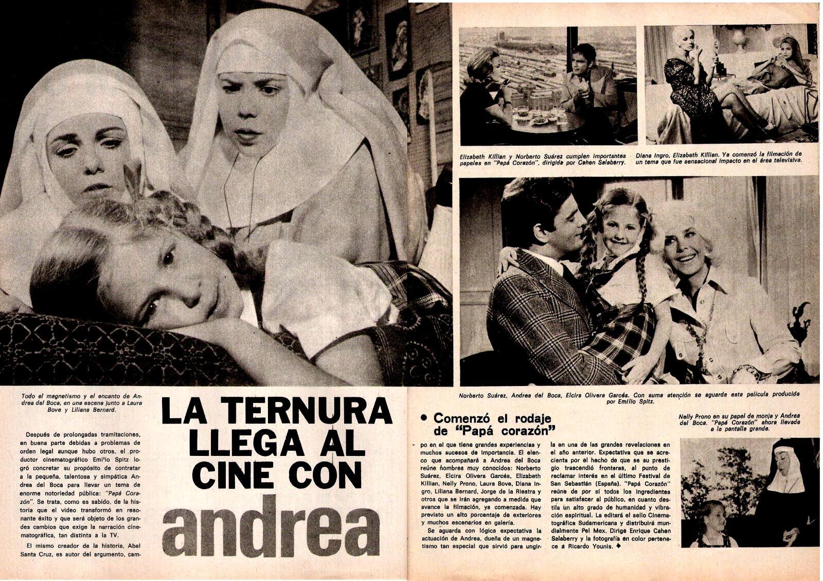 Papá Corazón Tv Series 1973 Photo Gallery Imdb