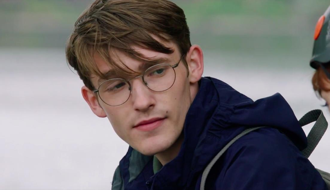 Benjamin Nugent in The A List (2018)