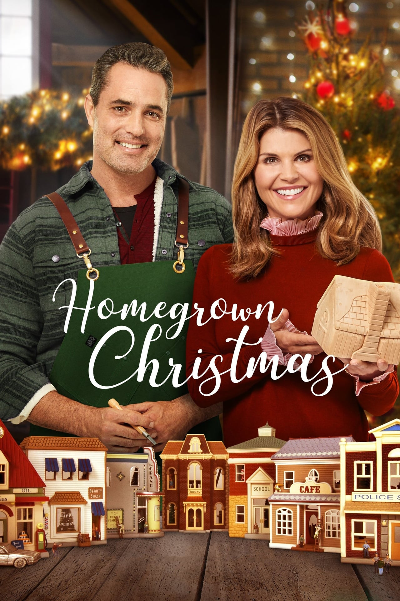 Entertaining Christmas Cast.Homegrown Christmas Tv Movie 2018 Imdb