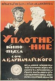 Uplotnenie Poster
