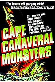 The Cape Canaveral Monsters(1960) Poster - Movie Forum, Cast, Reviews