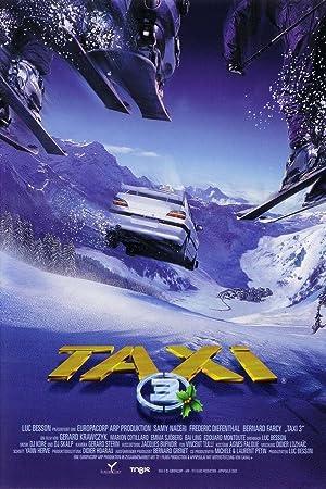 Taxi 3 (2003): แท็กซี่ขับระเบิด ภาค 3