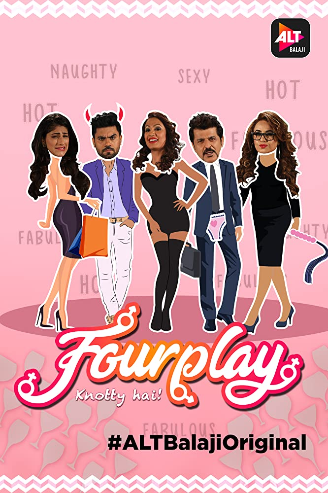 18+ Fourplay 2019 Hindi S01 Complete Altbalaji Web Series 350MB WEB-DL 480p Free Download