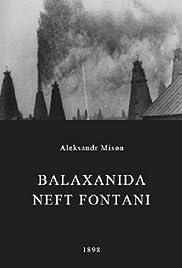 Balaxanida neft fontani Poster