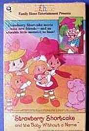 Strawberry Shortcake and the Baby Without a Name Poster