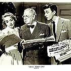Jane Powell, S.Z. Sakall, and Bobby Van in Small Town Girl (1953)