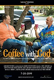 Coffee with God Poster