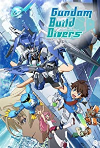 Primary photo for Gundam Build Divers