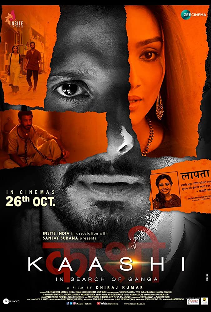 Kaashi in Search of Ganga 2018 Hindi Movie 350MB WEB-DL 480p
