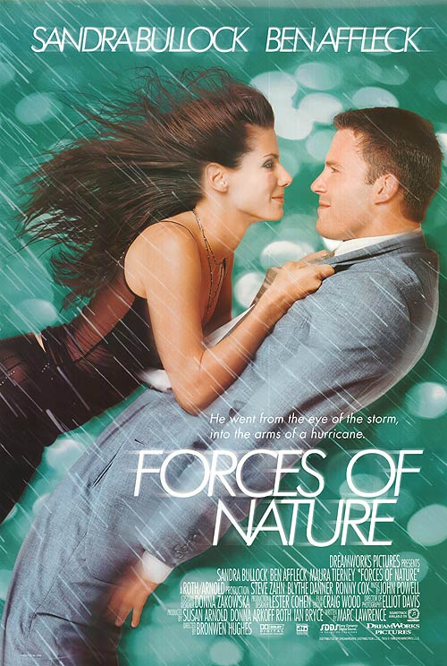 Forces of Nature (1999) Best Romantic movies