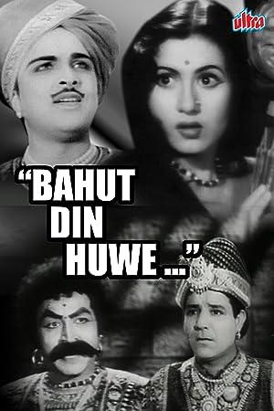 Bahut Din Huwe... movie, song and  lyrics