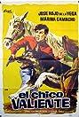 Un chico valiente (1960) Poster