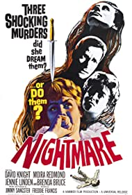 Nightmare (1964) Poster - Movie Forum, Cast, Reviews
