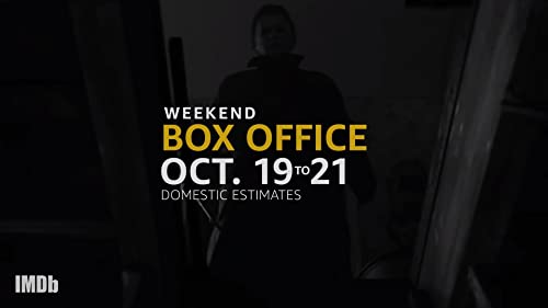 Weekend Box Office: Oct. 19 to 21