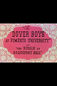 MP4 downloaded movies The Dover Boys at Pimento University or The Rivals of Roquefort Hall [1020p]