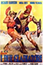The Two Gladiators (1964) Poster